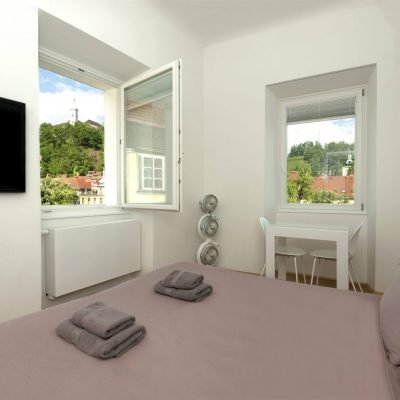 Double Room with River View - Galeria River